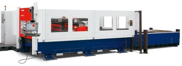 Bystronic 3015 Laser